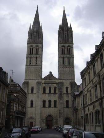 St Etienne in Caen, France